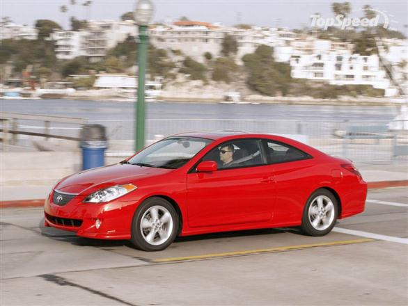 "2005 m. ""Toyota Solara"""