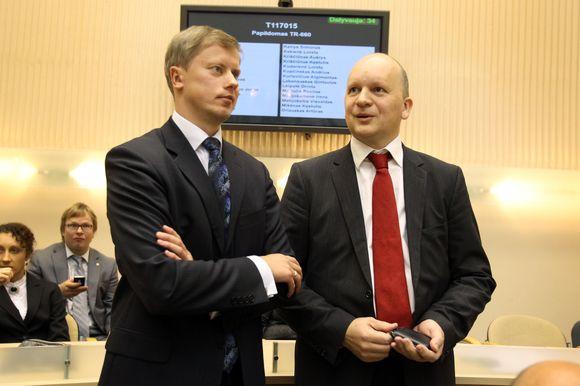 K.Kriščiūnas (d.) išsaugojo vicemero postą ir pasikeitus  koalicijai.
