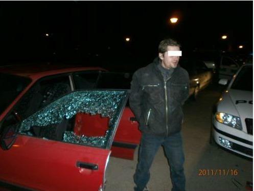 Klaipėdoje sulaikyti vyrai, vogę iš automobilių.