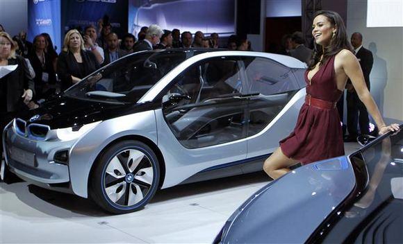 Reuters/Scanpix nuotr./BMW i3