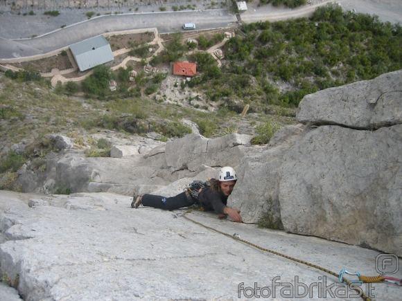 MM alpinistų nuotr./Apačia toli
