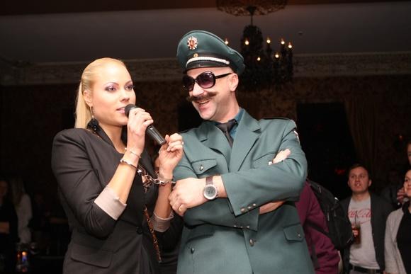Algis Ramanauskas-Greitai ir Nijolė Pareigytė