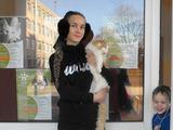 """""""Lesės"""" nuotr./Kristina šiuo metu globoja jau 87 kates ir 23 šunis."""