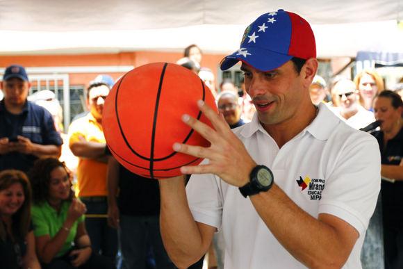 Reuters/Scanpix nuotr./Venesuela yra viena ia predendenčių rengti olimpinę krepainio atranką