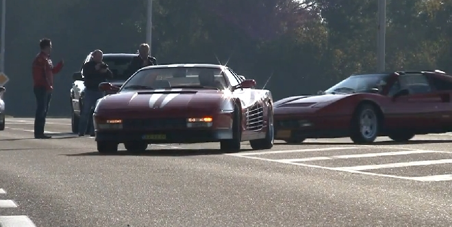 """""""Ferrari"""" superautomobiliai"""