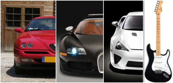 """""""Alfa Romeo"""", Ericas Claptonas ir kiti išprotėję"""