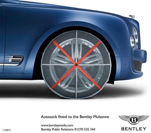 """""""Bentley"""" aksesuaras žiemai"""