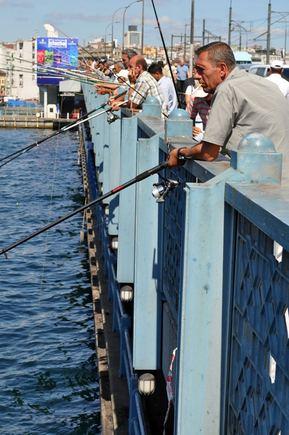 Bosforo žvejai