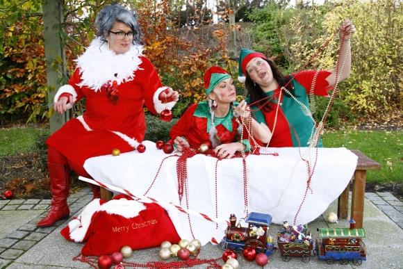 """""""Kalėdų Trobelė"""" Dubline"""