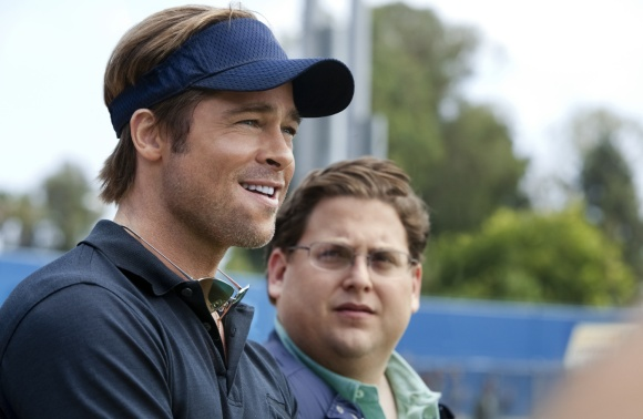 """Bradas Pittas dramoje """"Žmogus, pakeitęs viską"""""""