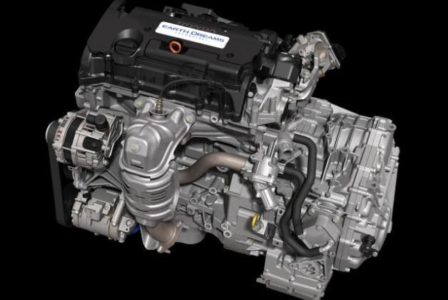 """""""Honda Earth Dreams Technology"""" variklis"""