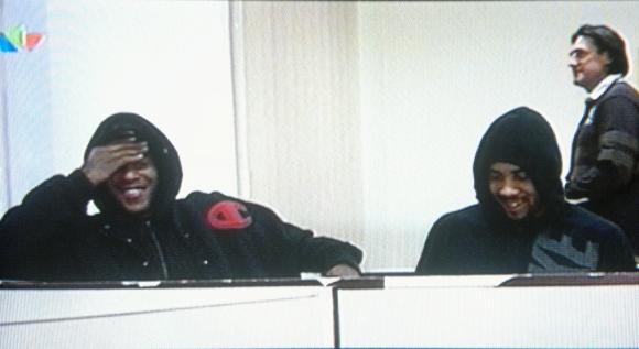 Krepšininkai teisme