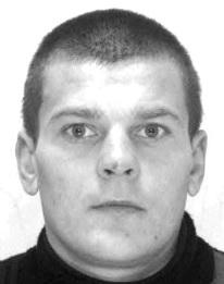 Įtariamasis sunkiu nusikaltimu Paulius Grabliauskas
