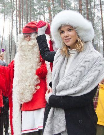 BFL/Tomo Lukšio nuotr./Kalėdų Senelis Joulupukis
