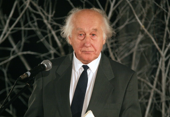 Rašytojas Henrikas Algis Čigriejus