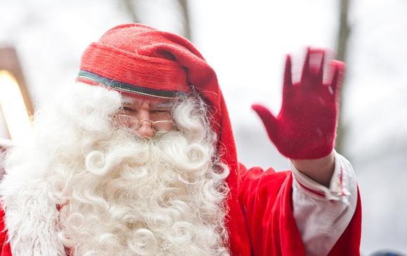 Kalėdų Senelis Joulupukis