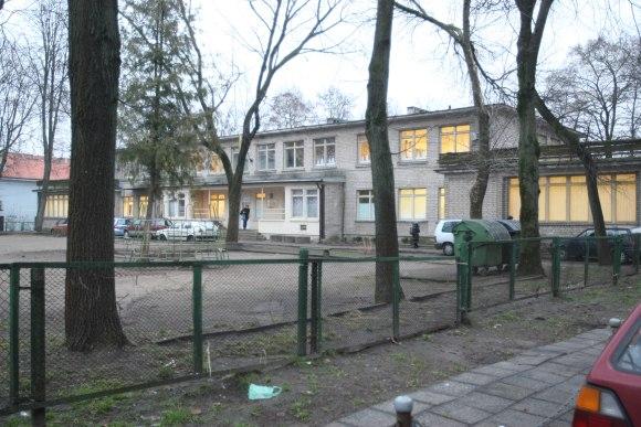 Vytės Nemunėlio pradinę mokyklą ketinama perkelti į naują pastatą Šv.Ignoto gatvėje.