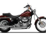 Gamintojo nuotr./Harley Davidson FXST