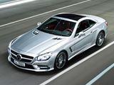 """SL klasės """"Mercedes-Benz"""""""