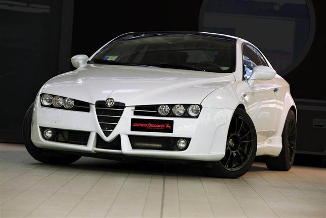 """""""Romeo Ferraris"""" patobulinta """"Alfa Romeo Brera"""""""