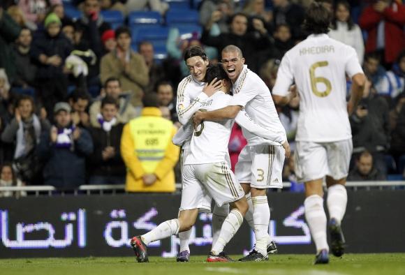 """""""Real"""" futbolininkų džiaugsmas"""