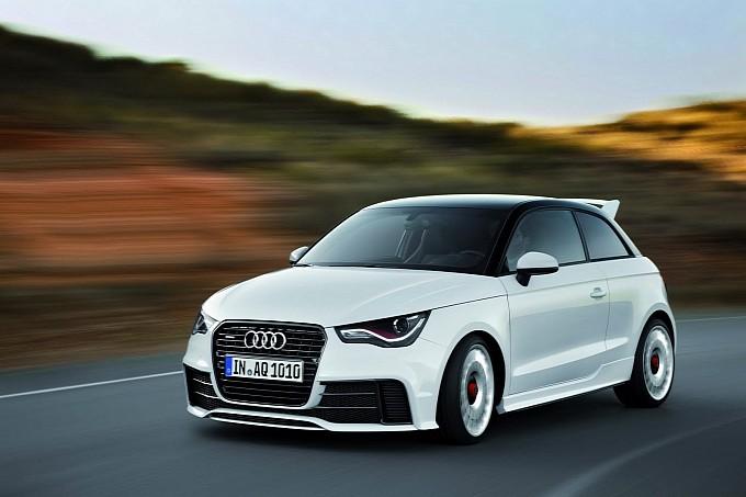 """""""Audi A1 quattro"""""""