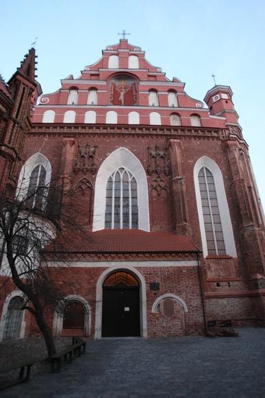 Bernardinų bažnyčioje baigtas renovacijos projektas