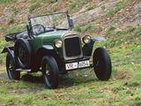 """Gamintojo nuotr./""""Opel 4/12"""", pravarde """"medinė varlė"""": pirmas serijinis automobilis, surinktas Vokietijoje"""