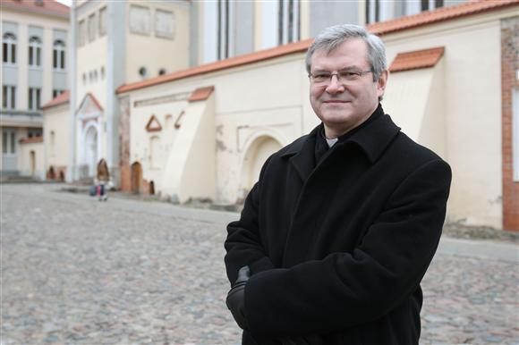 A.Jagelavičius apgailestauja, kad Kalėdos virto komercinių renginių švente.