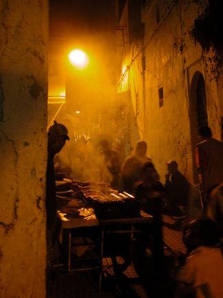 Mistiaka Maroko gatvė