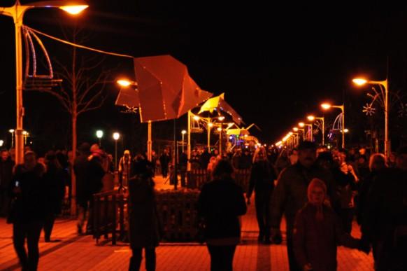 Didžiausias Lietuvos kurortas kviečia 2012-uosius sutikti pajūryje, kartu aplankyti ir J.Basanavičiaus gatvėje veikiačią origami alėją.