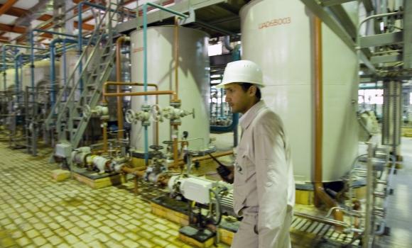 Iranas toliau vysto savo branduolinius projektus.