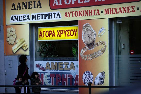 Graikijos ekonomikai – lemiami mėnesiai