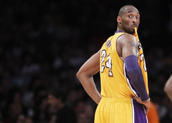 Kobe Bryantas sužaidė rezultatyviausias sezono rungtynes.