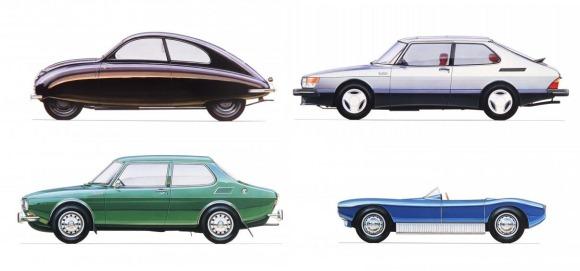 SAAB automobiliai