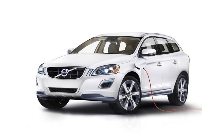 """Volvo XC60 Plug-in Hybrid"""