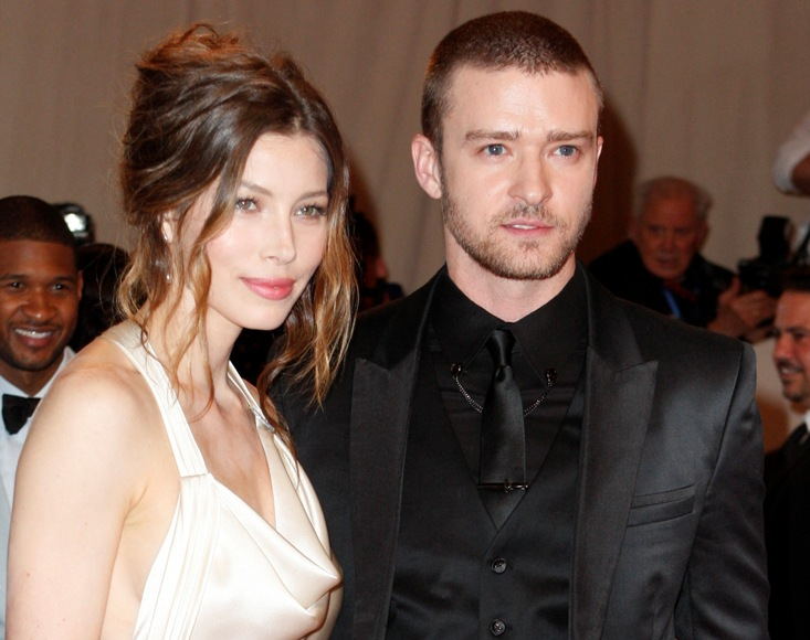 Jessica Biel ir Justinas Timberlake'as