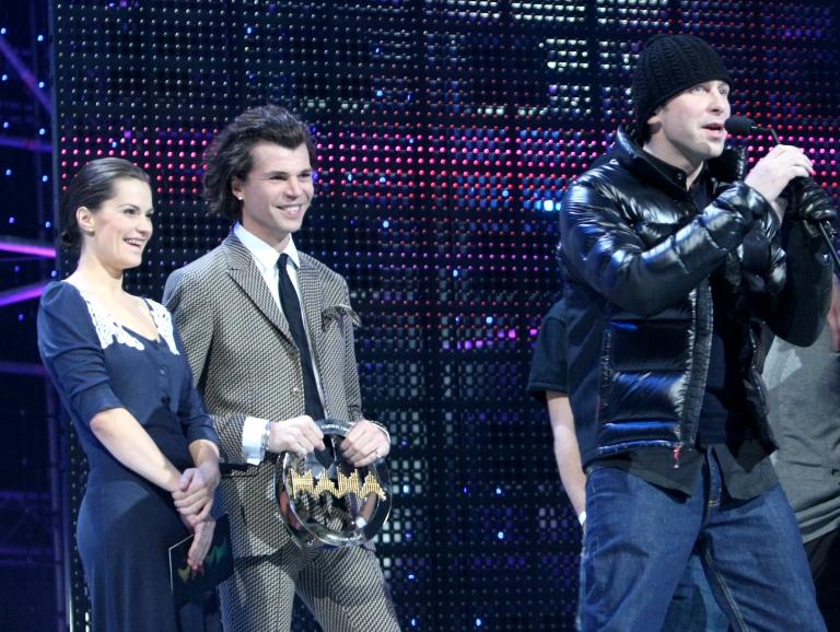J.Šeduikytė ir J.Statkevičius atsiimti apdovanojimo pakvietė Egidijų Dragūną