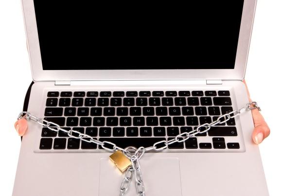 Užrakintas kompiuteris