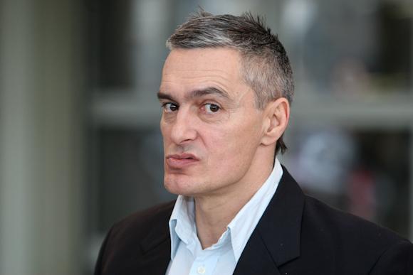 """""""Žalgirio"""" vyr. treneris Damiras Petravičius"""