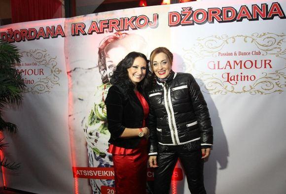 Eriko Ovčarenko/15min.lt nuotr./Inga Budrienė (kairėje) ir Džordana Butkutė
