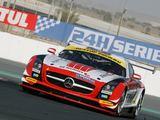 Organizatorių nuotr./Dubajaus 24 valandų lenktynės 2012