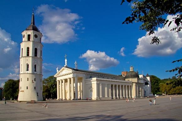 Vilnius katedra