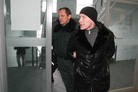 Juliaus Kalinsko/15 minučių nuotr./Įtariamasis
