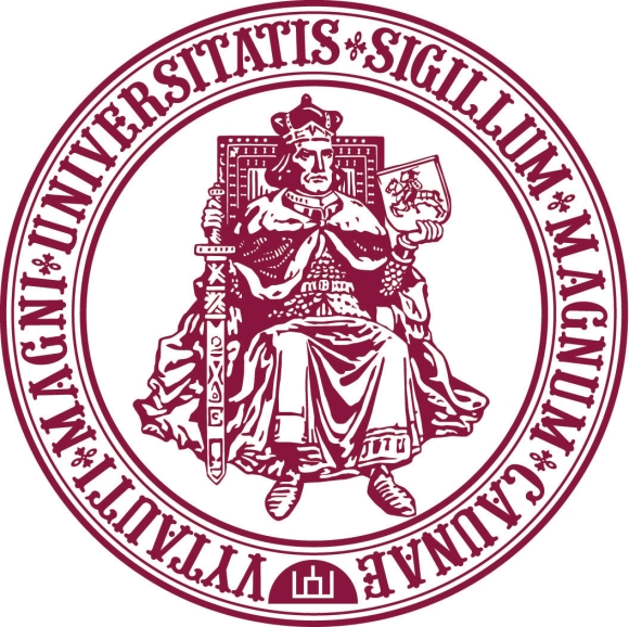 VDU logotipas