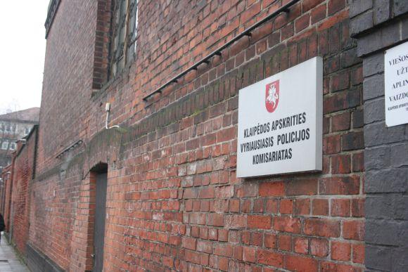 Klaipėdos apskrities vyriausiasis policijos komisariatas