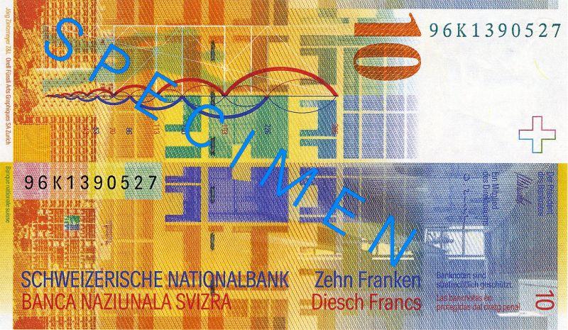 Šveicarijos frankas