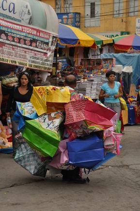 Greitgrisim.lt/Chiclayo gatvėse