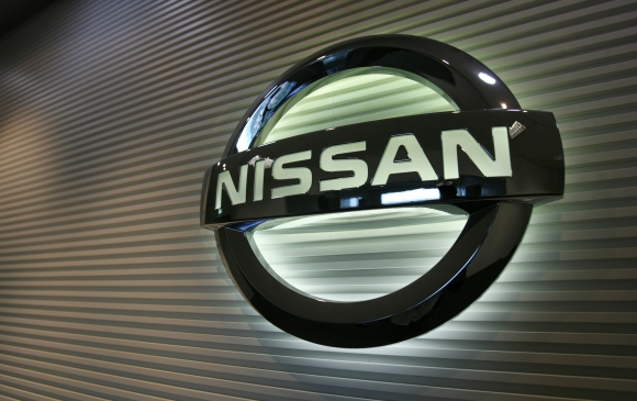 """""""Nissan"""" logotipas"""