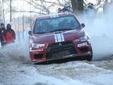 Andriaus Lauciaus nuotr./Halls Winter Rally 2012 akimirka